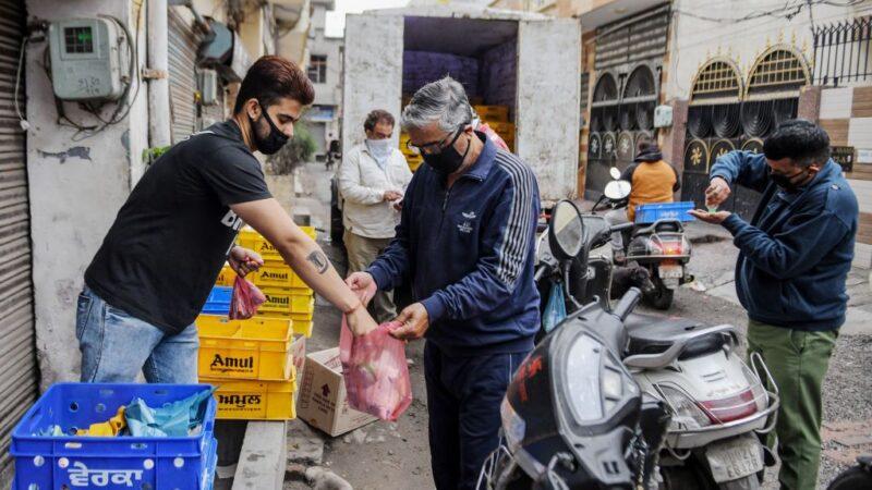 印度傳教士死後確診中共肺炎 四萬人遭隔離