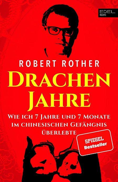 《龍年 Drachenjahre》作者羅貝爾特・羅特(Robert Rother),出版社Edel Books,ISBN 978-3-8419-0699-1。(Edel Books出版社提供)