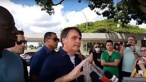 總統稱「巴西不能停」遭聯邦法官封殺