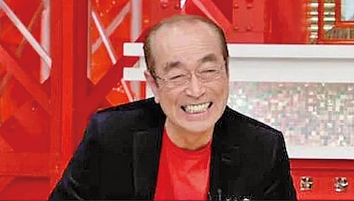 「日本喜劇王」、人稱「怪叔叔」的藝人志村健因中共病毒病逝。(圖片來源:臉書截圖)