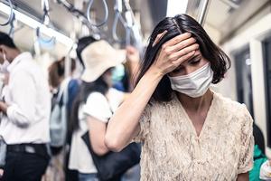 失去味覺和嗅覺或是中共病毒攜帶者特徵