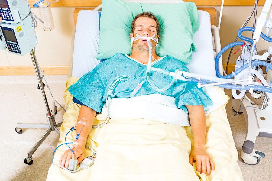 中共肺炎病人氣管插管 到底有多大作用?