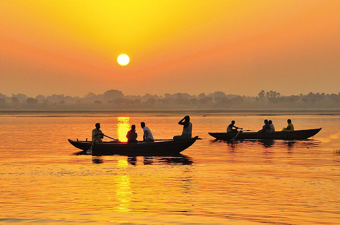 印度恆河(公有領域)
