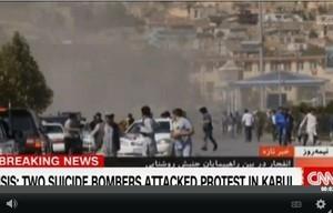 阿富汗首都爆炸61死207傷 IS犯案