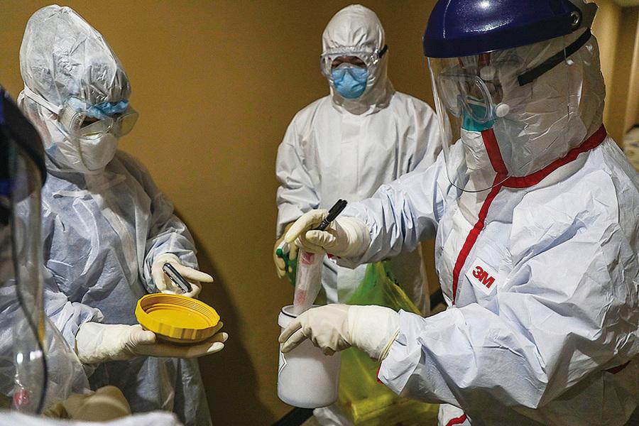 全球首例雙重感染者 冰島現四十種變異病毒
