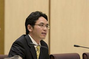 前外交官陳用林談中共外交部「精神分離症」