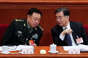中共軍委副主席范長龍南部戰區調研引關注