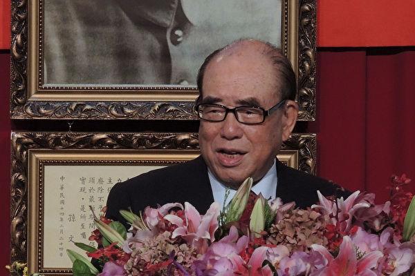 郝柏村逝世 中華民國派正藍旗後繼乏人