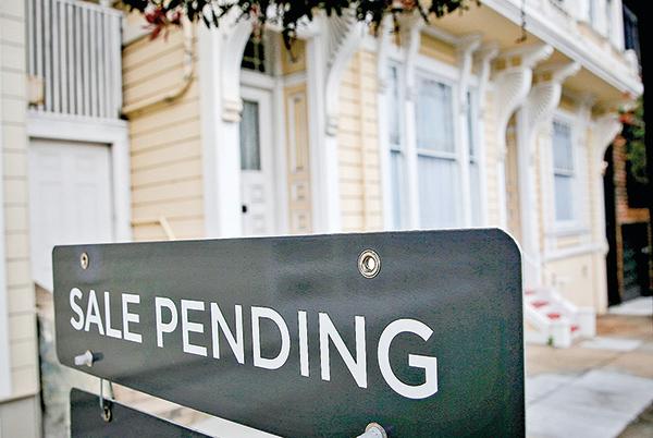 美房屋簽約量 二月增幅遠超市場預期