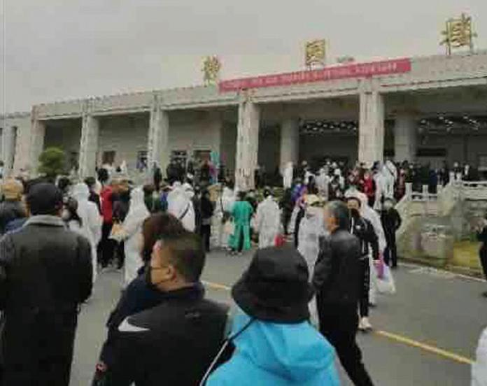 武漢人:政府發禁哭費 讓染疫死者家屬沉默