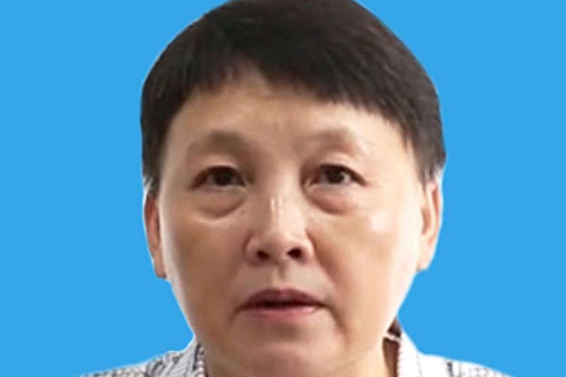 武漢中心醫院黨委書記蔡莉被指要為該醫院多名醫護人員的死亡負責。(網絡圖片)