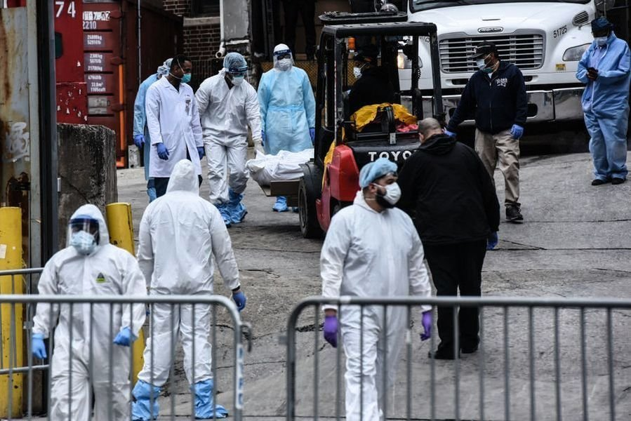 美情報機構:無法了解中俄朝伊四國真實疫情