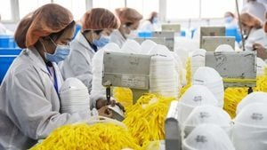 美FDA拒中國N95口罩  中共「抗疫外交」爆退貨潮