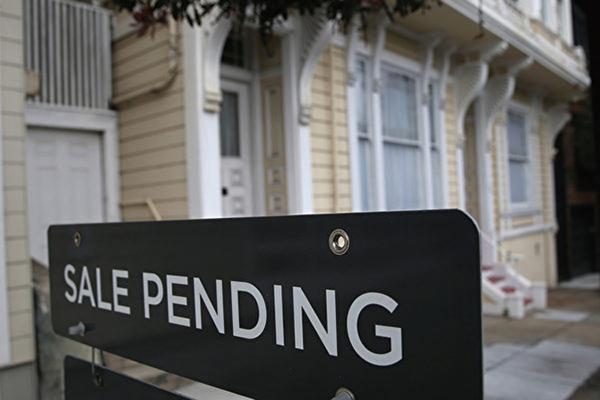 美房屋簽約量二月增幅遠超預期