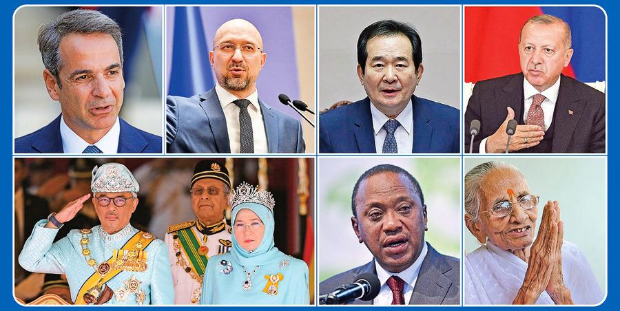 多國領袖減薪 籲共度難關