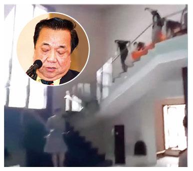 菲律賓閩富商施文界染疫去世