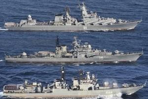 俄龐大艦隊駛出海參崴 疫情攻破基地?