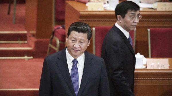 王滬寧深受習近平重用。( Feng Li/Getty Images)