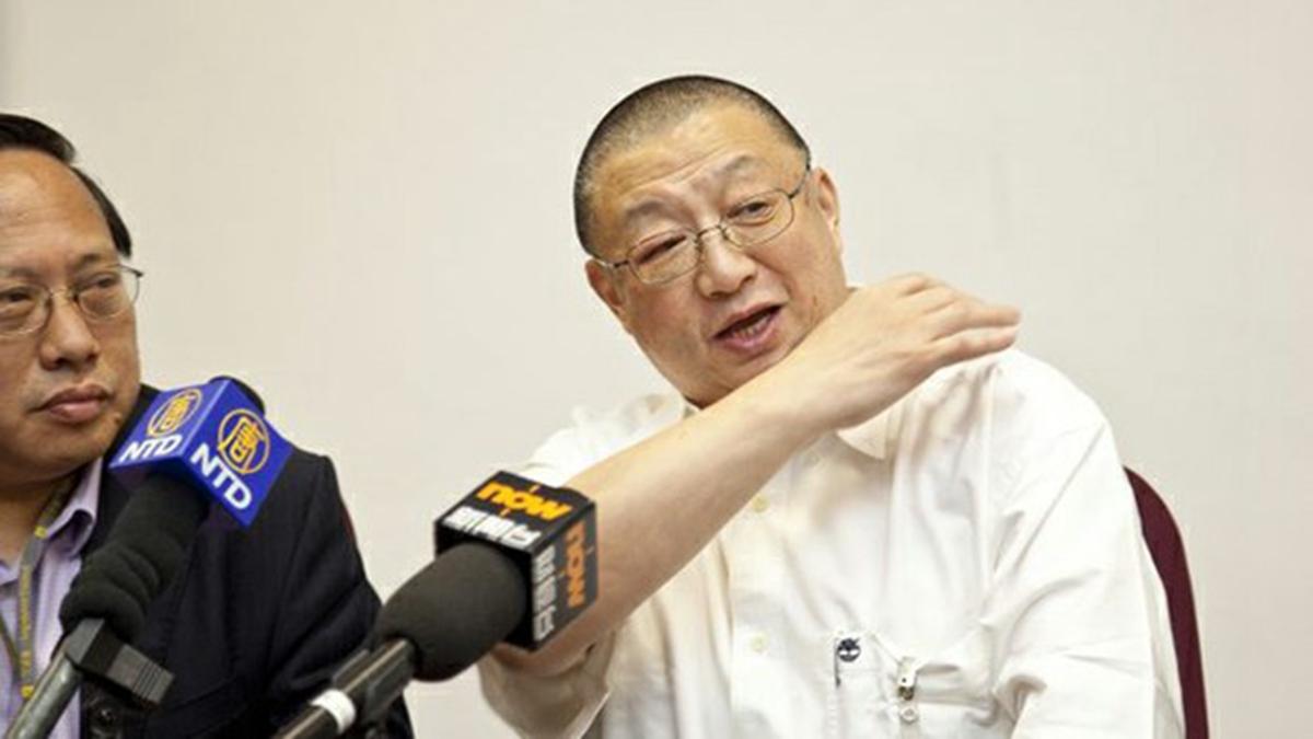 中共紅二代陳平接受美媒專訪,談到「討論習近平去留」公開信的內情。(大紀元)