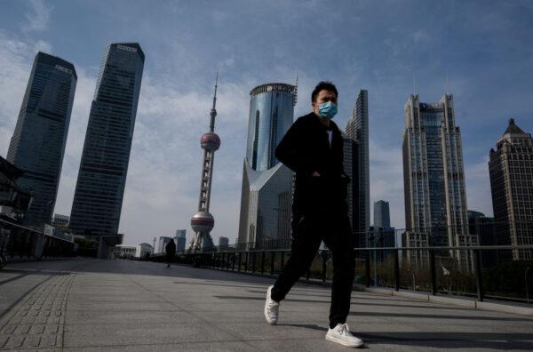 紐約時報稱,憤怒的中國年輕人,正在反擊中共政府。(NOEL CELIS/AFP via Getty Images)