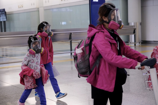 港人困於祕魯 BNO護照迅速脫困