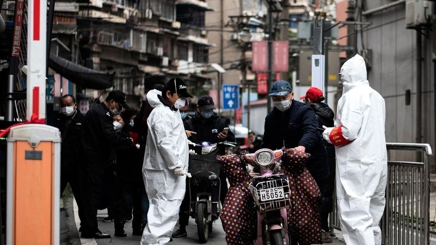 中國各地隔離點如「土匪綁票」 收費驚人(影片)
