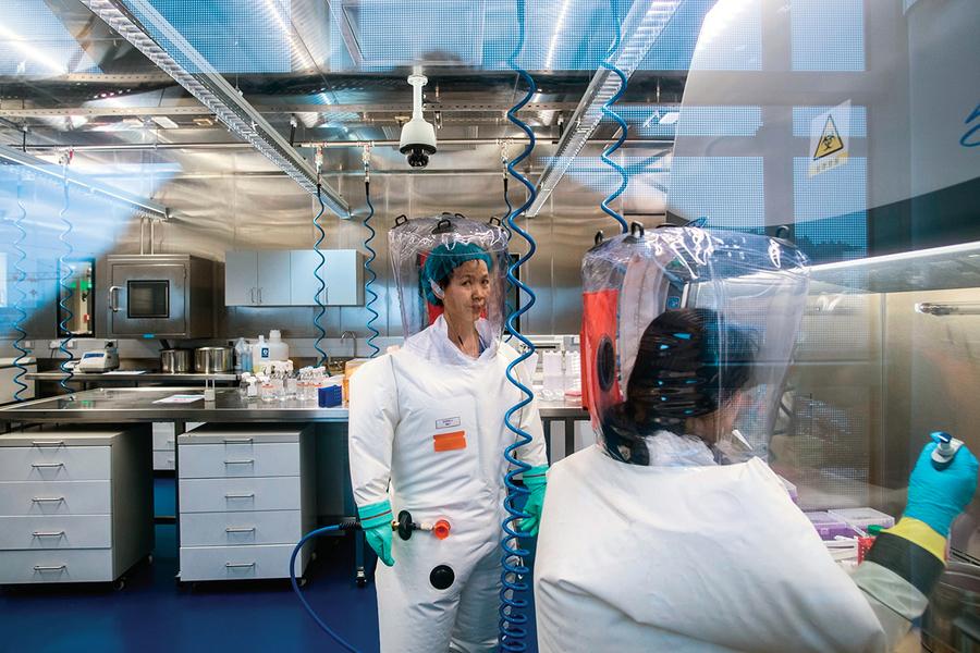 探尋疫情起源 美專家促北京披露實驗室記錄