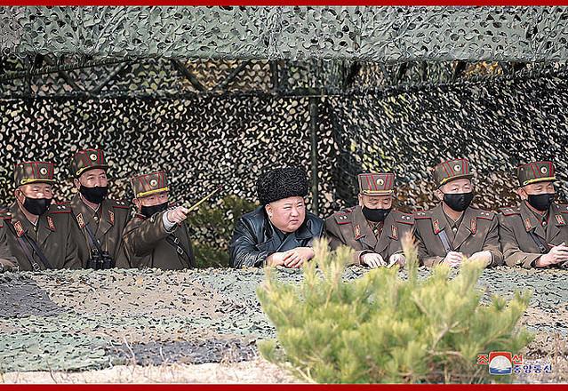 日媒:疫情擴散北韓 軍隊死亡最多