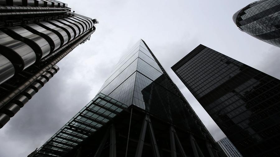 疫情重擊中國四大銀行 房企降債保現金