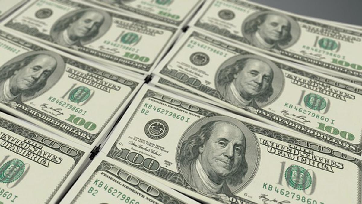 日前網上傳出消息,中共正在偷偷印製20多萬億假美元,準備投放全球市場,在疫情戰場之外發動另一場貨幣戰。(pixabay.com)