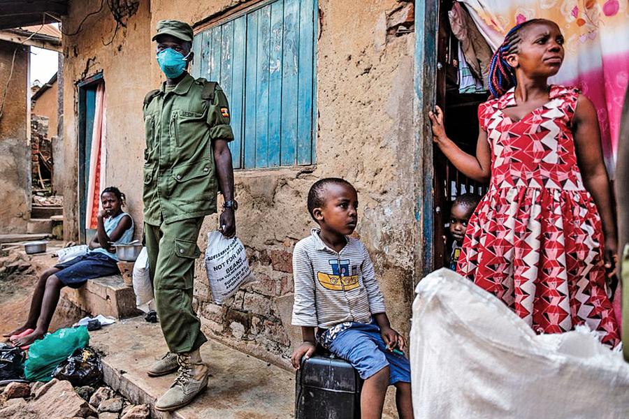 【疫情重點看】 UN:非洲經濟或徹底崩潰