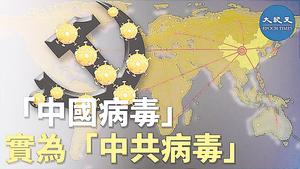 「中共病毒」大流行 中國各界大覺醒