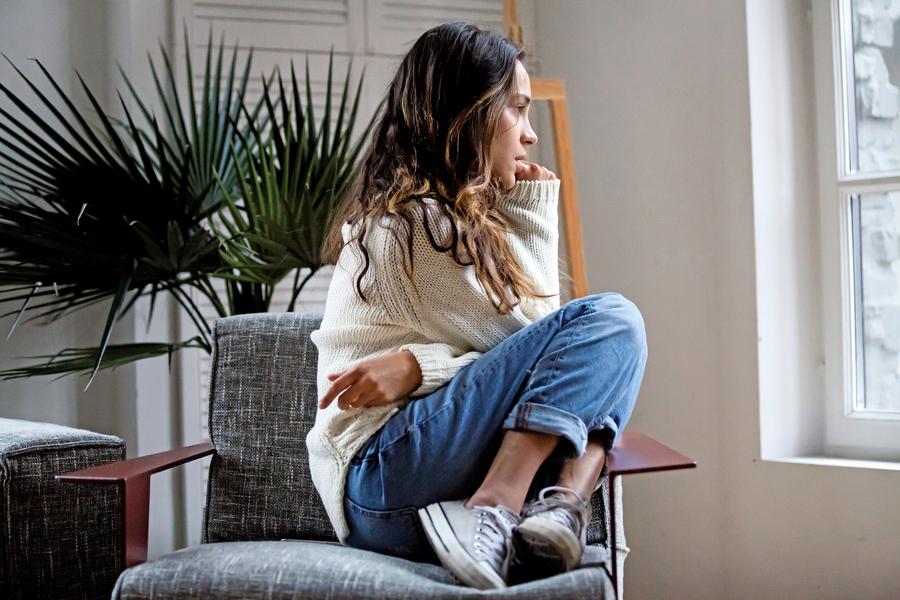 六種症狀檢視自己  是否出現負面情緒?