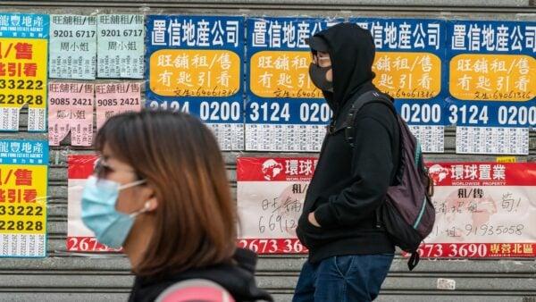 多地的零售商也遇到同樣的困境。示意圖(LAURENT FIEVET/AFP via Getty Images)