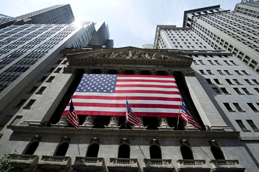 紐約華爾街(Getty Image)