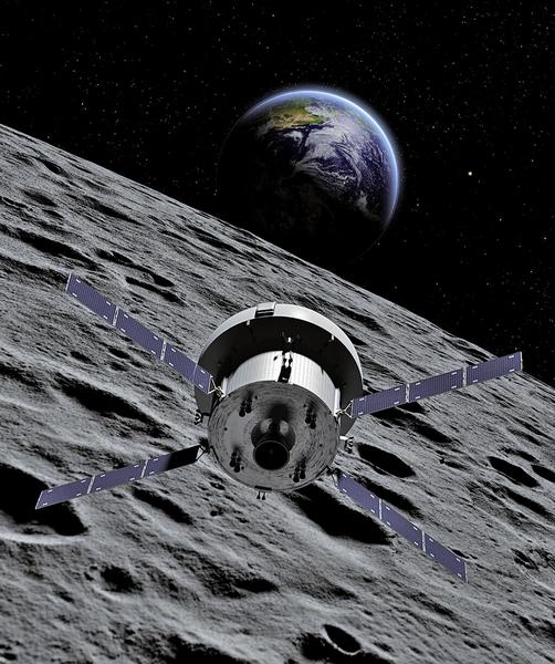 獵戶座飛船完成測試 準備飛往月球后再去火星