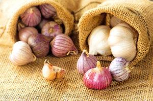 大蒜堪稱天然抗生素 泡醋喝增強免疫力
