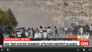 阿富汗首都爆炸80死231傷