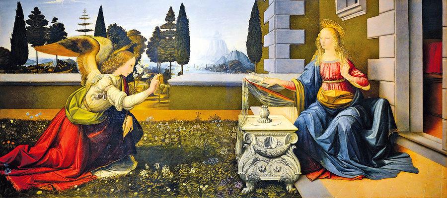 文藝復興四大經典繪畫風格與技法(二)