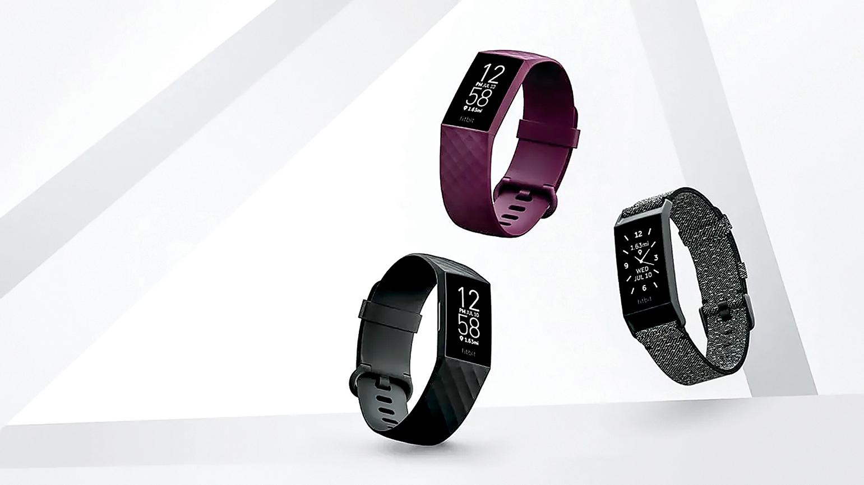 被谷歌收購後的首款產品,Fitbit Charge 4將於4月15日開始上線銷售。(Fitbit)