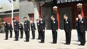 黨媒自黑:中南海全軍覆沒 只剩習李