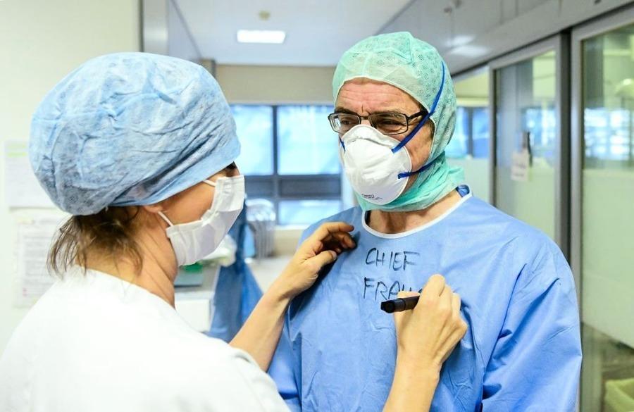 意大利援助中國醫療物資 被中共「賣回去」