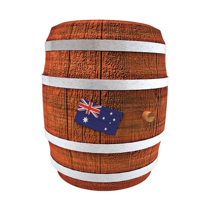 澳洲酒釀在全世界中佔有一定的地位。