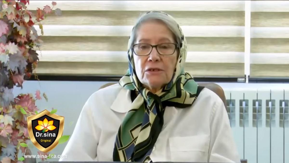 伊朗衛生部官員兼冠狀病毒(中共病毒)防疫工作小組成員莫拉茲。(影片截圖)