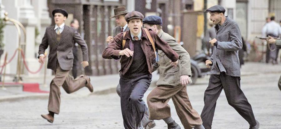 《無聲救援》脫離納粹魔爪 可歌可泣的精彩逃亡
