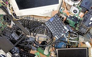 如何有效回收電子廢品?