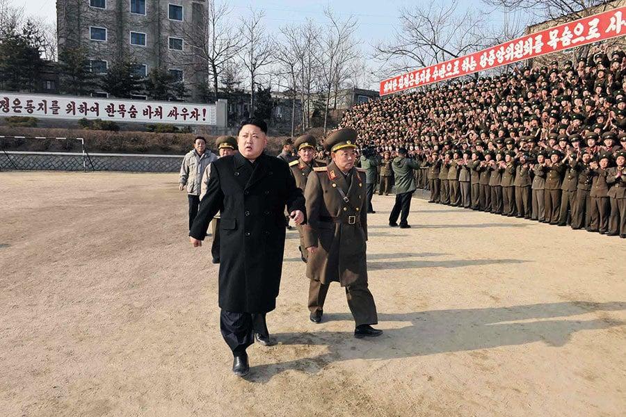 北韓稱檢測709人無感染 外界指1月底疫情爆發出現死亡