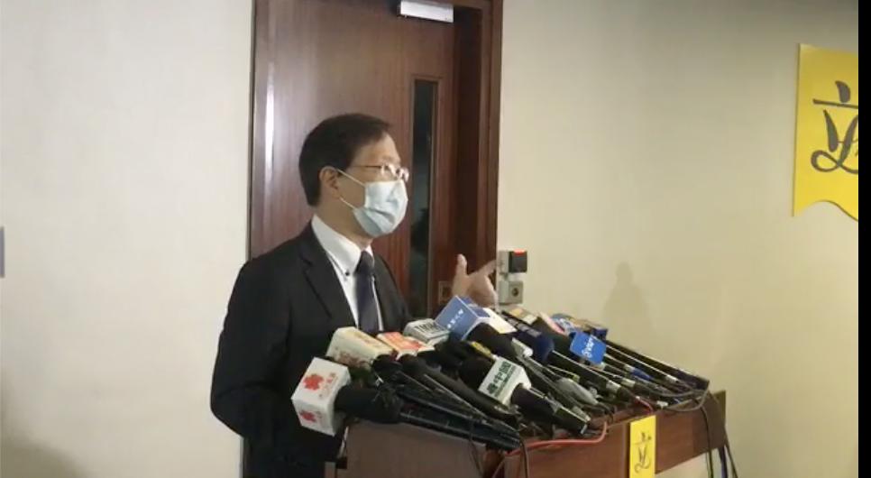 郭家麒擔心武漢解封  港或第3次疫情爆發