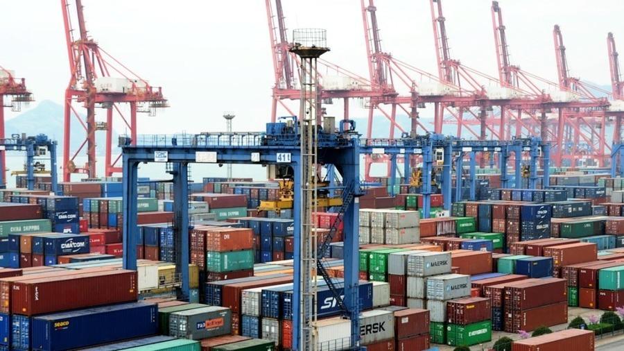 大陸外貿告急  商務部:全力穩住基本盤