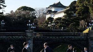 京都調到東京 日王宮護衛官首例確診中共肺炎